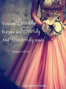 fearfully wonderfully made Psa 139