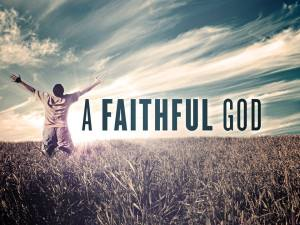 a faithful God